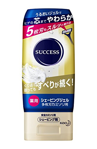 Success Shaving Gel 180g - Many Blades