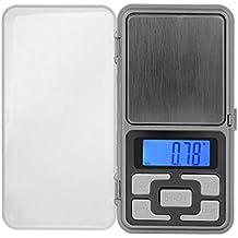 Mini precisión Digital escala 500 g/0.01g ideal para pesar gemas, joyas y otros objetos preciosos, teléfono forma