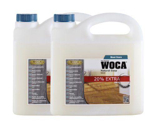 Woca Holzbodenseife natur 6 Liter