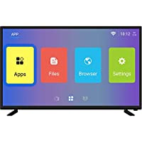 Electriq 43-inch 4K Ultra HD HDR LED Android Smart TV with Freeview HD