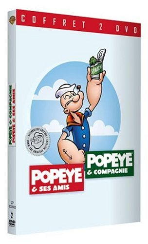 Vignette du document Popeye et ses amis ; Popeye et compagnie