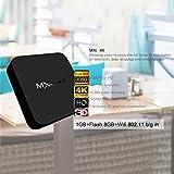 FidgetGear MXQ 4K Android 7.1 2.4G WiFi DLNA Smart TV Box RK3229 Quad Core 1G+8G Set-top Box Media Player AU Plug