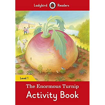 The Enormous Turnip Activity Book - Ladybird Readers Level 1