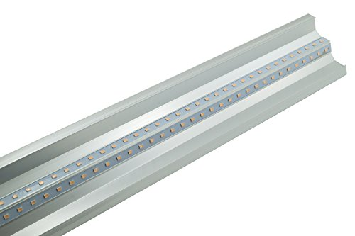 Plafoniere Led Soffitto : Plafoniera led kodak w watt luce calda cm slim smd soffitto