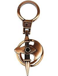R.J.Von RJEXPRESSKC14 Metal Key Chain