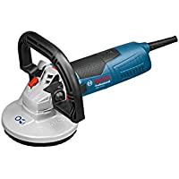 Bosch Professional 601776000 Lijadora de hormigón, 1500 W, 240 V, Negro, Azul