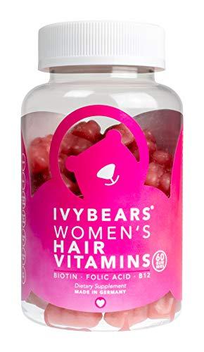 IvyBears   Haar Vitamine Frauen   Biotin