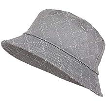 Dwevkeful Sombreros Panamá para Hombre Mujer 1eac34dfc54