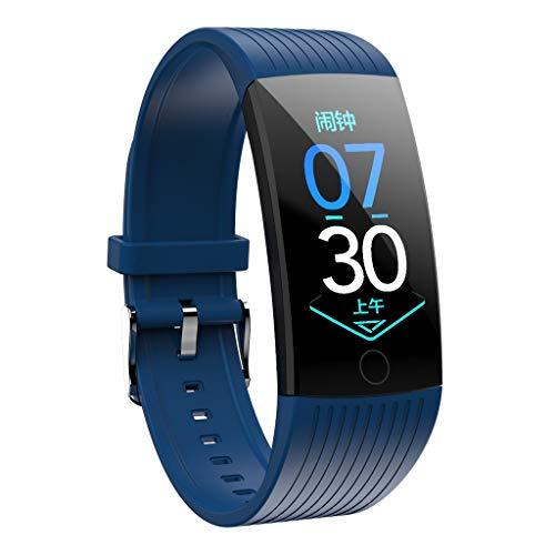 LRWEY Smart Watch-Blutdruck-Herzfrequenz-Monitor-Schlaf-Sport-Fitness-Verfolger, für Android iOS