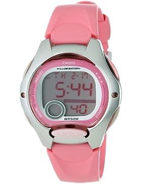 Casio LW200–4B 50M resistente al agua Digital Casual Deportes reloj de pulsera para mujer