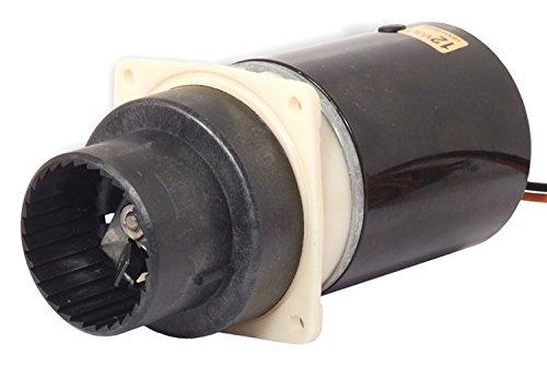 Jabsco motore/rifiuti ASSY 24V (QF pompa)