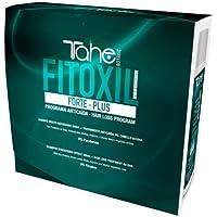 Tahe Fitoxil Pack Forte Plus Programa Anticaída del Pelo para Cabellos Castigados (Champú 300 ml