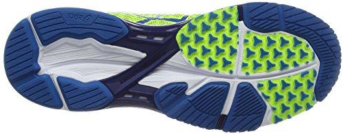 Asics Gel-Ds Trainer 22 Nc, Chaussures de Running Entrainement Homme Jaune (Safety Yellow/Thunder Blue/Indigo Blue)