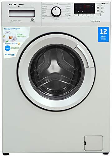 10. Voltas Beko 6 Kg Fully-Automatic Front Loading Washing Machine