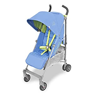 Maclaren Quest Stroller - lightweight, compact, safe Cosatto Includes: Chassis,Seat unit, Hold Car seat,Isofix base,Car seat adaptors,Raincover, Apron and 4 Year guarantee(UK and Ireland only) Suitable from birth up to 15kg. One unit transforms from newborn pram mode into pushchair mode. Space saving. No need to buy separate carrycot.. Colour packs available so you can change the look to suit your mood, family and adventures. Includes hood, pram apron and padded pushchair apron. 11