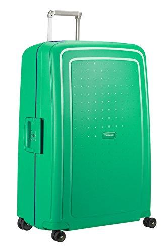 SAMSONITE S'Cure - Spinner 81/30 Bagage cabine, 81 cm, 138 liters, (Aloe Green/rio Bleu)
