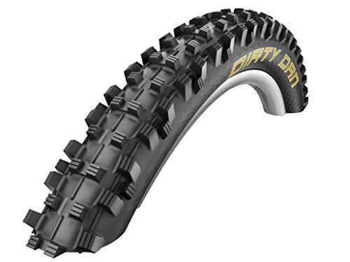 Schwalbe MTB - Reifen DIRTY DAN Downhill, black-skin, 26x2.35, 11100221