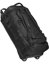 Cargo Hauler Rolling Duffel ultraleichter Backpacker mit Rucksackträgern und Rollen