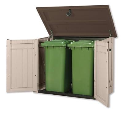 Mülltonnenbox Gartengerätebox Keter XL