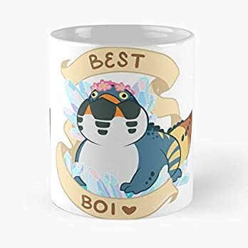Special Operations Squad Levi Ackerman Petra Ral Monster Hunter World Dodogama Boi Cute Crystals Dilemmaart Mug Coffee Mugs – Best 11 oz Kaffee-Becher – Tasse Kaffee Motive