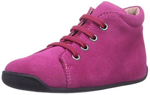 Däumling Polly Bebé Que Rasteja Sapatos Rosa (ciclamino06 Turino)