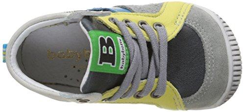 Babybotte Feve, Chaussures Marche Bébé Garçon Gris (012 Gris)