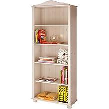 Bücherregal weiß landhaus  Suchergebnis auf Amazon.de für: Bücherregale Landhausstil