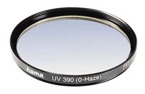 Hama UV- und Schutz-Filter, Weitwinkel, 14-fach Vergütung, Für 72-mm Foto-Kameraobjektive, C14, 390
