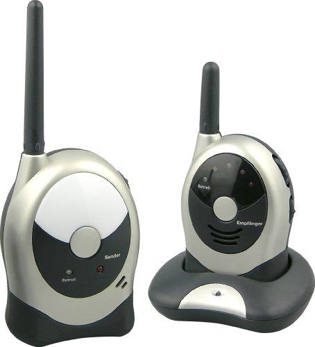 hartig-helling-baby-monitor-a-due-canali-con-tecnologia-40-mhz-nero-schwarz-silber