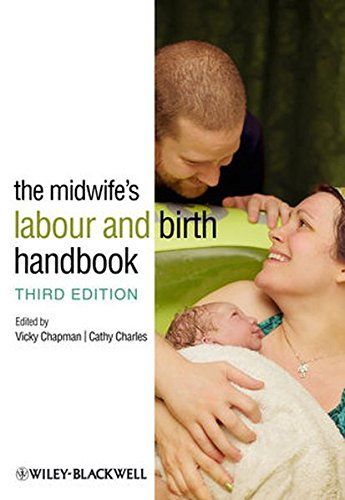 The Midwife's Labour and Birth Handbook by Vicky Chapman (2013-03-08)