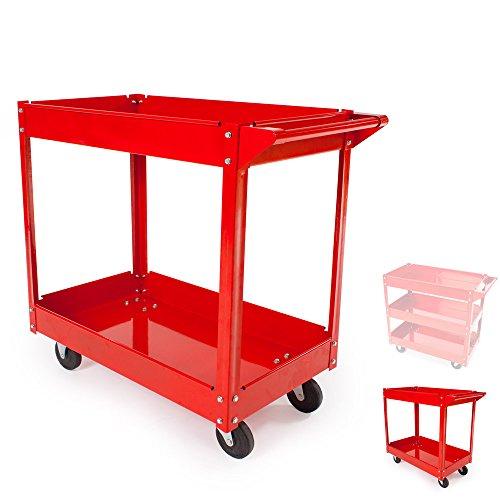 TecTake Werkstattwagen Werkzeugwagen Rollwagen - diverse Modelle -