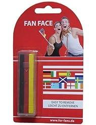 Fan Face Schminkstift Deutschland EM 2012 WM