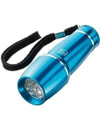 Design Go Lampe torche 9 LED Turquoise Taille unique
