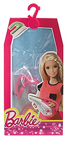 Barbie CFB57 Cleaning Time Accessories Pack