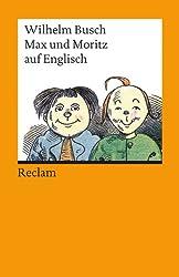 Max Und Moritz Auf Englisch (Universal-Bibliothek)