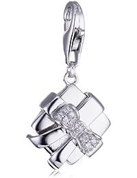 Esprit S.ESZZ90800B000 - Colgante de de plata de ley con 12 circonitas