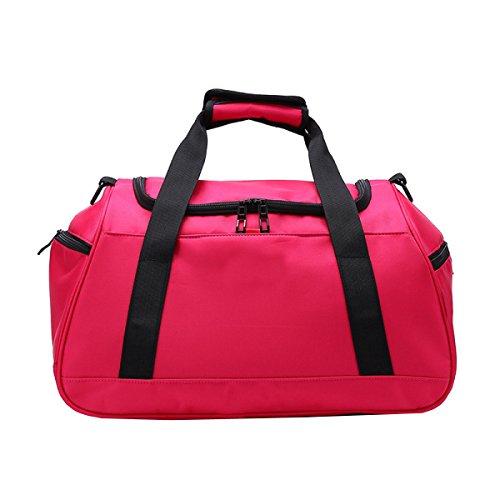 LAIDAYE Mobile Bag Messenger Bag Wasserdicht Fitness Sporttasche Fitnesstasche Große Kapazität Handtasche 5