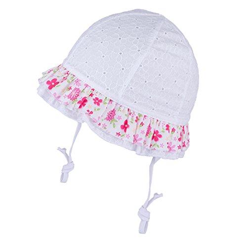 New Collection Galeja TuTu M/ädchen Sommer Hut Flapper 100/% Cotton Sonnenhut