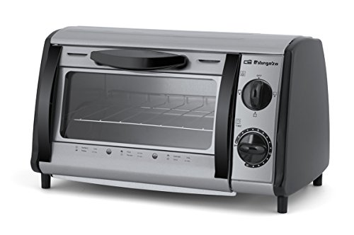 Orbegozo HO 810 A Mini horno- tostador multifunción, 800 W, 8 litros,...