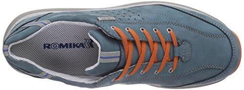 Romika Gabriele 10 Damen Sneakers Blau (ocean 505)