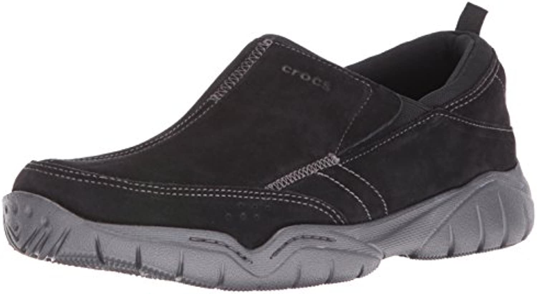 Crocs Swiftwater Suede Moc - Zapatillas Hombre -