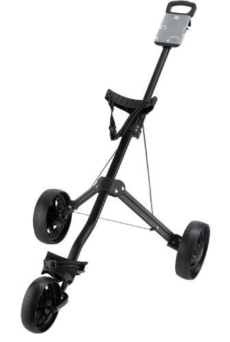 Ben Sayers Chariot de golf 3 roues Noir