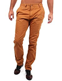 "Redbridge by Cipo & Baxx Chino Hose ""RB-201"" mustard"