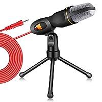 Tonor TN12326 - Micrófono Condensador Profesion...