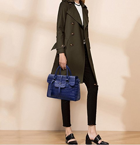 LAIDAYE Mode Frau Tragbares Schulterdiagonalpaket 5