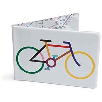 London Fahrrad Oyster Card Wallet