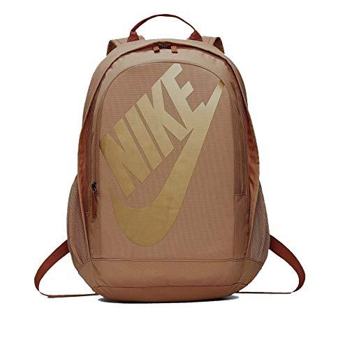 Nike sportlicher Rucksack Hayward Futura 2.0 Dusty Peach Gold 25 Liter