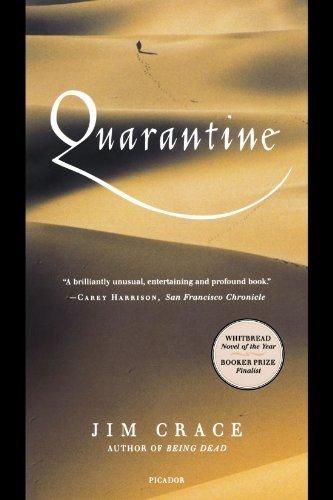 Quarantine: A Novel by Jim Crace (1999-03-15)