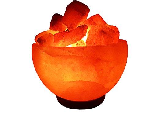 Sel Brasero Pierre Sel – Sel Lampe Panier Himalaya Sel Pierre directement fournisseurs de Pakistan Ink Ampoule et collier de serrage Version