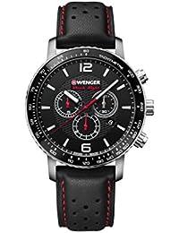 Wenger Unisex Erwachsene-Armbanduhr 01.1843.101